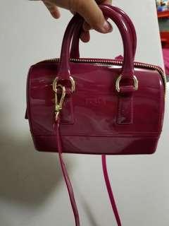 furla candy bag , mini size