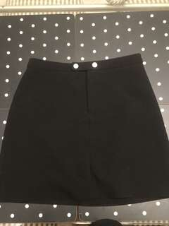 F21 A-Line Skirt (90's Look)
