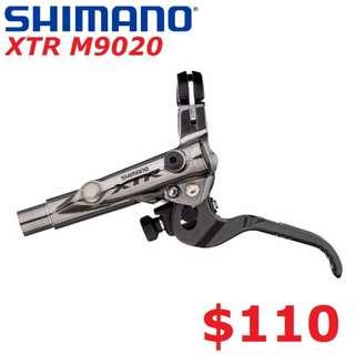 Shimano XTR M9020 Brake Lever Only -------- (XTR M9020 XT M8020 M8000 M785 SLX M7000 M675 M315 MT2 MT4 MT5 MT5E MT6 MT7 MT8 Trail) Dyu