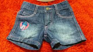 Short pant disney original