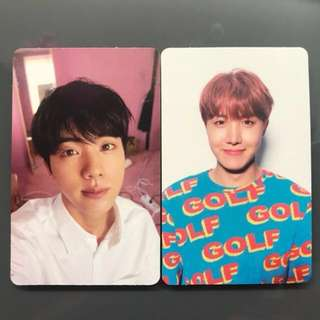 [WTT] BTS LOVE YOURSELF PCS