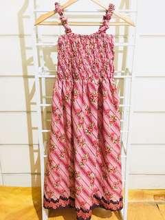 Floral Summer Beach Dress