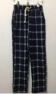 🚚 格子褲(9.5成新)