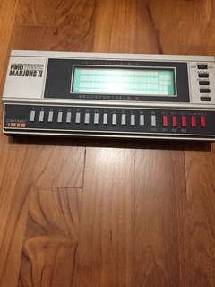 Rare 1984 Bandai LSI Game Perfect Mahjong II