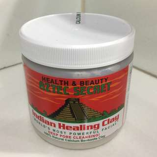 Aztec Secret Indian Healing Clay 1 lb (454 g) - Sealed