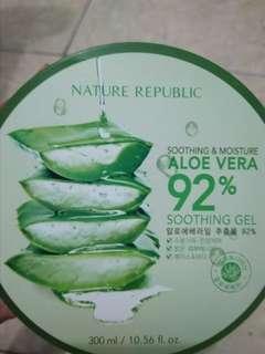 Narure Republic Aloe Vera 92%