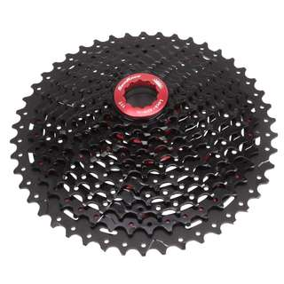 SunRace CSMX8 Cassette 11-speed - 11-46T ( black chrome)