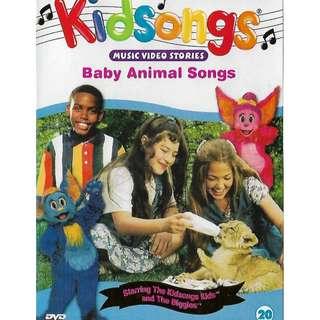Kidsongs Vol.20 Baby Animal Songs DVD