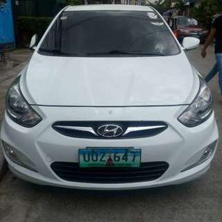 2nd hand for sale hyundai accent 2012