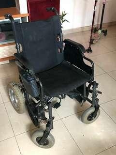 美國製造二手電輪椅