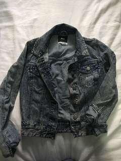 BDG denim jacket 6/xs