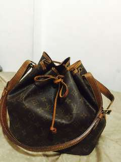 💯Authentic LV Noe bag