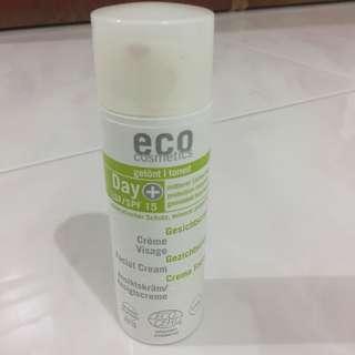 Eco cosmetics day cream spf 15