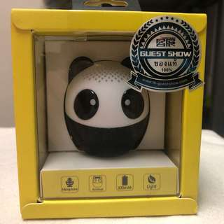 Ultra Wireless Panda Speaker
