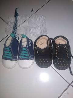 Take all Sepatu bayi