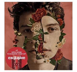 Shawn Mendes Target Exclusive
