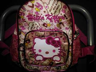 Hello kitty bagpack(free)