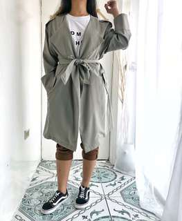 Korean inspired coat