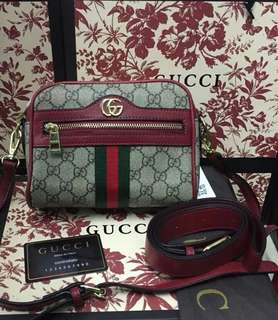 Gucci sling and belt bags high quality replica