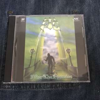 FTG-After The Promise CD