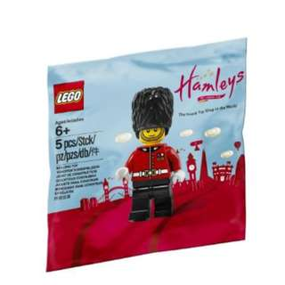 Lego Hamley's Minifigure (MISP)