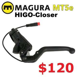 Magura MT5e Higo-Closer Disc Brake Lever Only --------  (Magura MT2 MT4 MT5 MT5e MT6 MT7 MT8 Trail XTR M9020 XT M8020 M8000 M785 SLX M7000 M675 M315 ) DYU