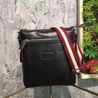 Tas Bally Ori leather