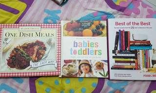3 in 1 recipe books