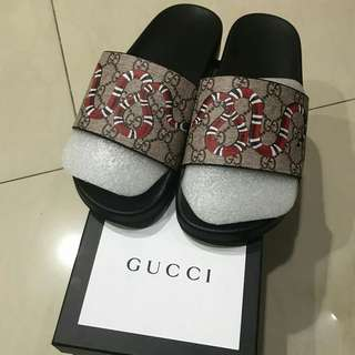 Sandal Gucci edition 2018