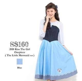 Disney's Ariel-kiss-the-girl dress