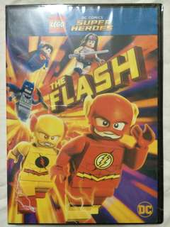 [Movie Empire] DC Comics Super Heroes - The Flash Movie DVD
