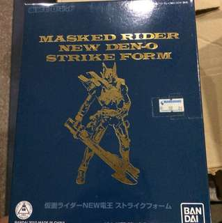 SIC Kamen Rider New Den-O Strike Form