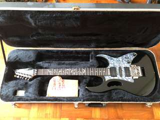 Ibanez Steve Vai Electric Guitar
