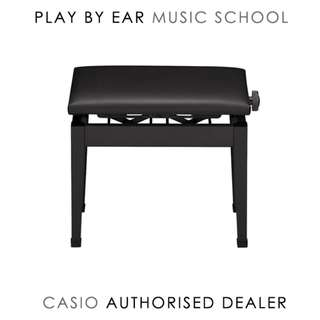 CB30 ADJUSTABLE PIANO BENCH BY CASIO FOR SALE