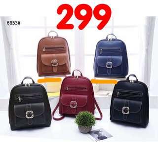Korean leather bag