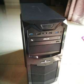 【急售9成新】I3-730016GB256GB500WRX560B250 GAMING 外加1T黑標硬碟 便宜賣