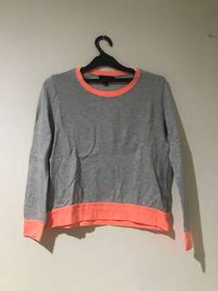 Sweater pink forever 21