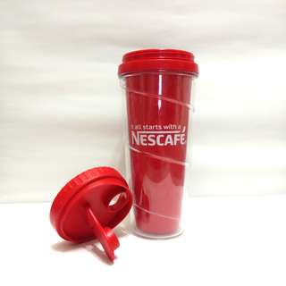 Collectible Nescafe Tumbler