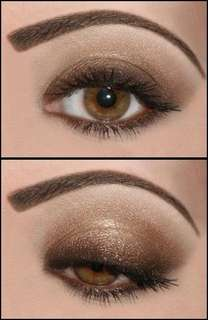 Mineral Eye Color - Chocolate Kiss