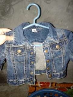 DEMIN JACKET for baby girl