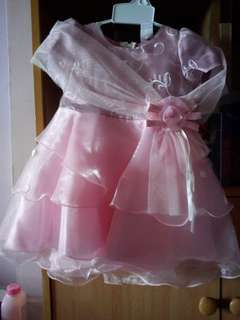 Pink Dress (Pink belacan)
