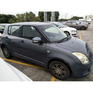 Suzuki Swift rent