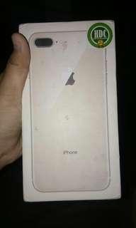 Iphone 8 plus 32GB real 4G - HDC Idn