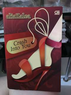 crash into you - AliaZalea