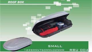 ABS ROOF BOX (S)