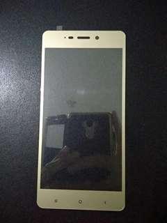 Xiaomi Redmi 4 Tempered Glass #OCT10