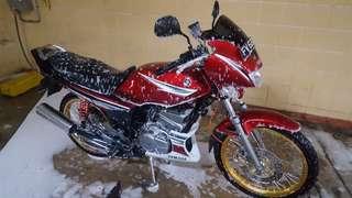 Bike wash w 9h coating