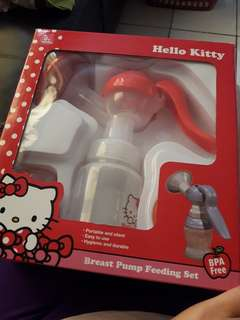 Manual Breast Pump Feeding Set