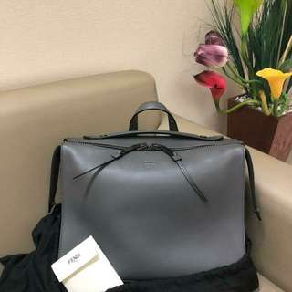 Fendi Selleria Messenger Bag
