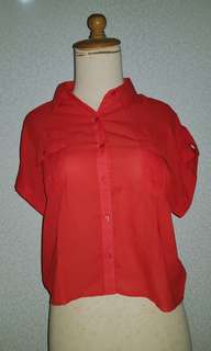 ColorBox Red Shirt